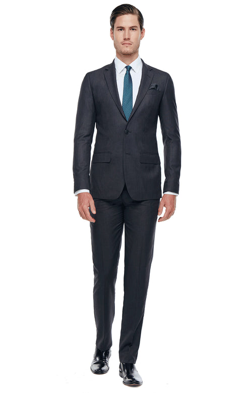 Clinton Suit Charcoal