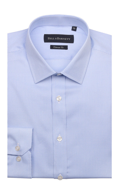 Tyrone Shirt Blue