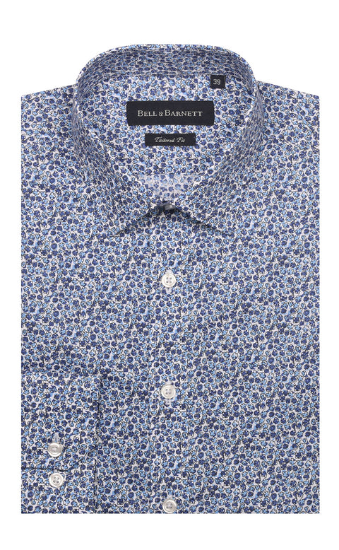 Stanley Shirt Blue