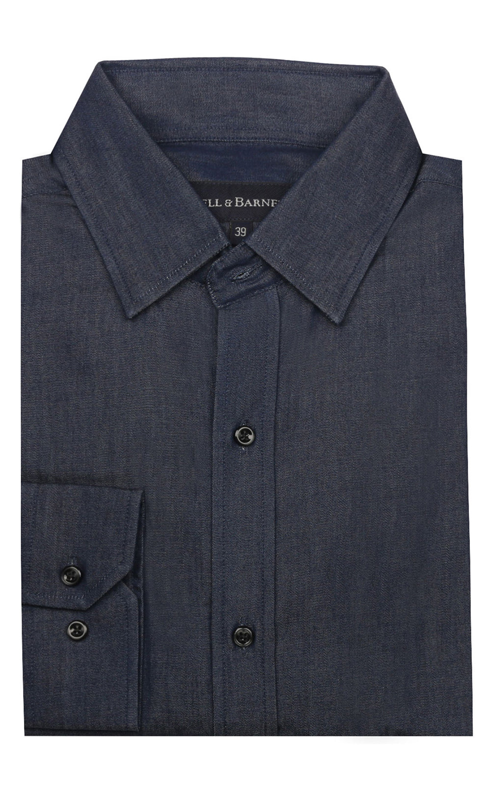 Alan Shirt Denim