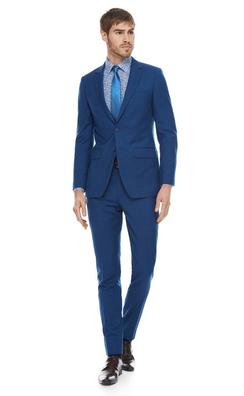 Cameron Suit Blue