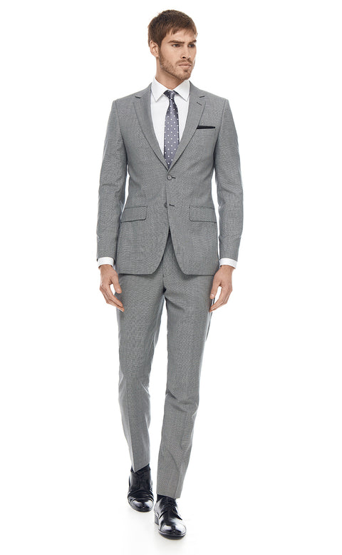 Shannon Suit Grey