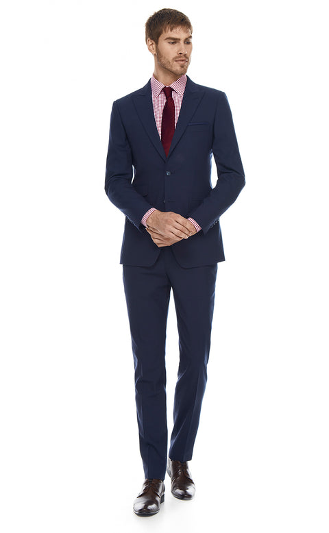 Whalley Suit Navy