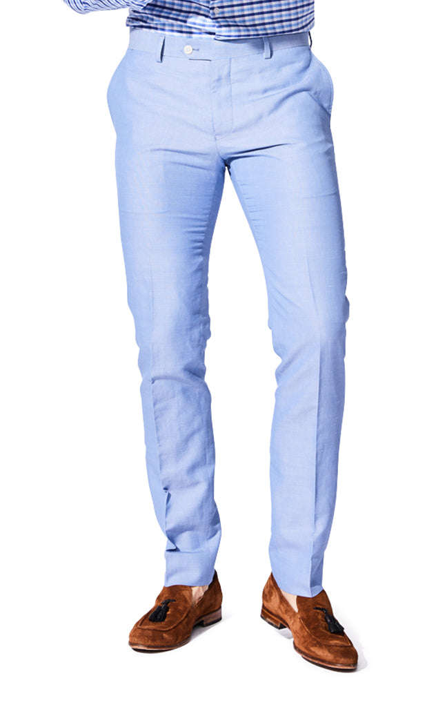 Chance Blue Trousers