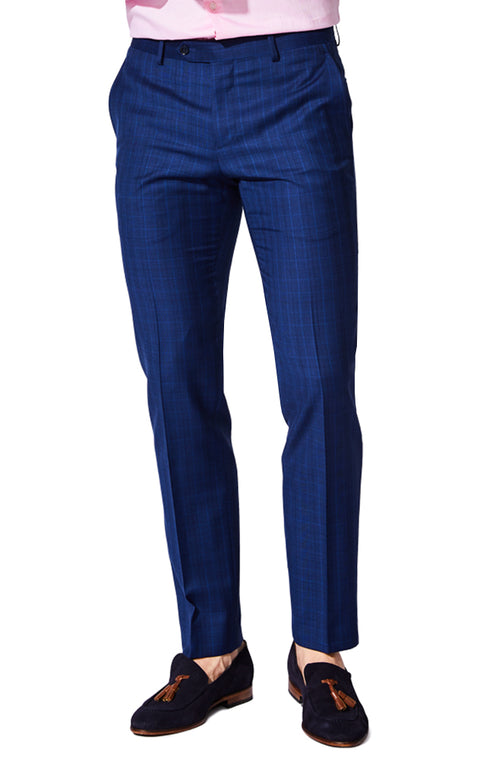 Easton Blue Trousers