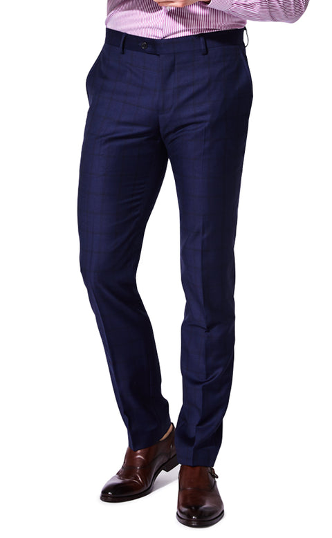 Judah Navy Trousers