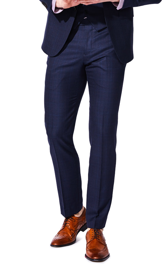 Weston Navy Trousers