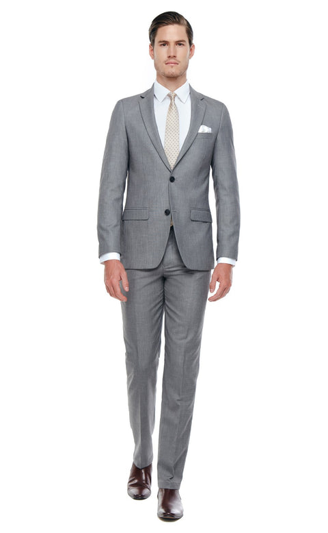 Levi Slim Fit Suit Grey
