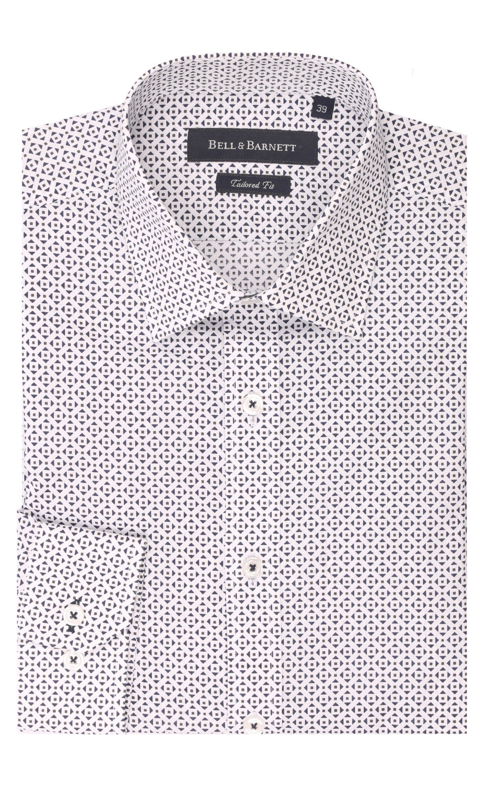Thomas Printed Cotton Shirt