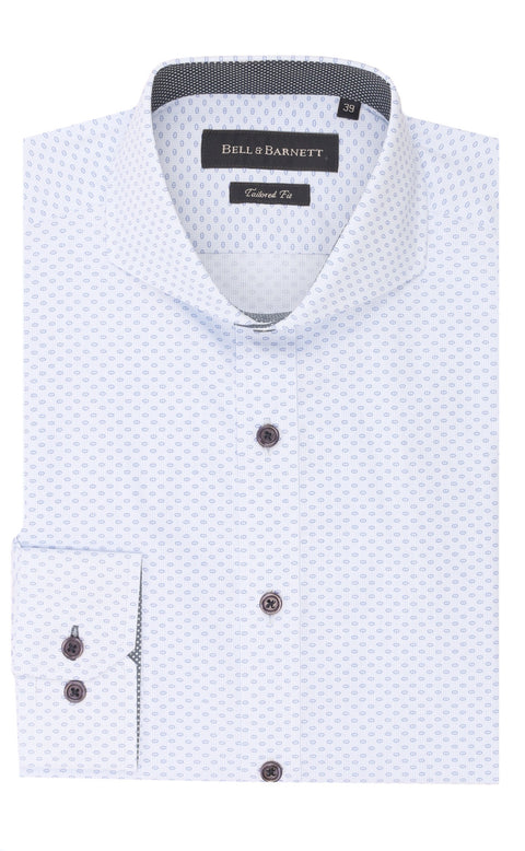 Bentley Printed Cotton Shirt