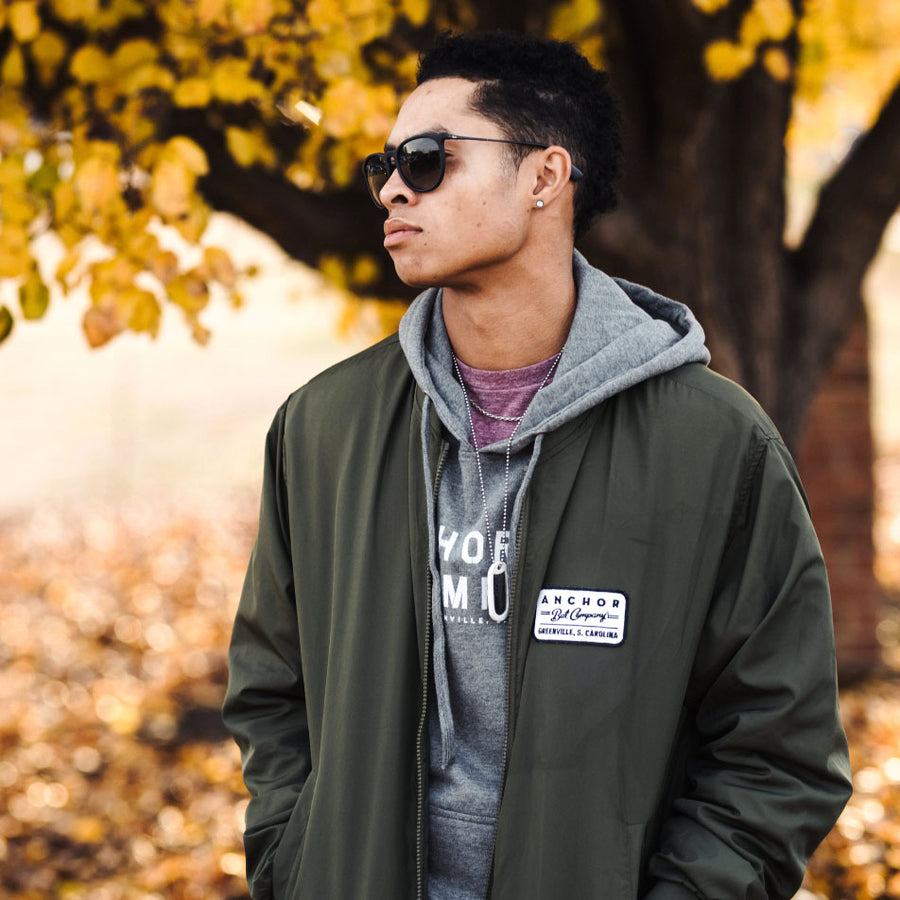 Lightweight Bomber Jacket (Army)