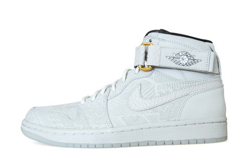 Air Jordan 1 White BHM Don C
