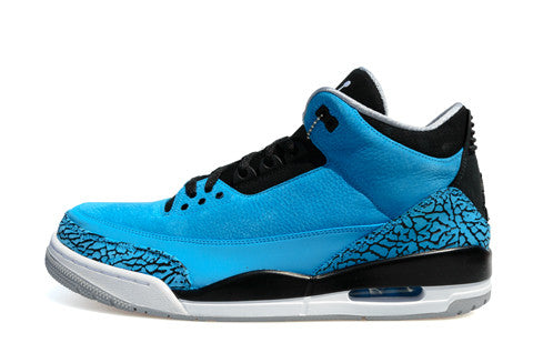 Air Jordan 3 Powder Blue