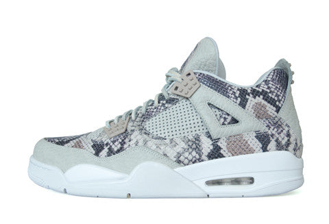 the best attitude 559da 6068e Air Jordan 4 Pinnacle Python Sample