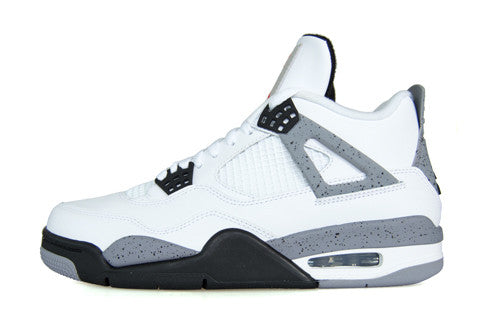 Air Jordan 4 White Cement 2012