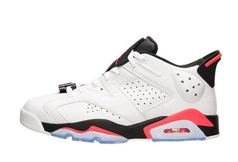 Air Jordan 6 Low Infrared 23