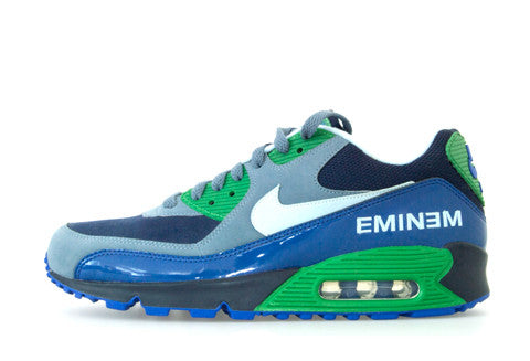 new concept 45619 129a4 Air Max 90 Eminem LOOK SEE SAMPLE – The Collection Miami