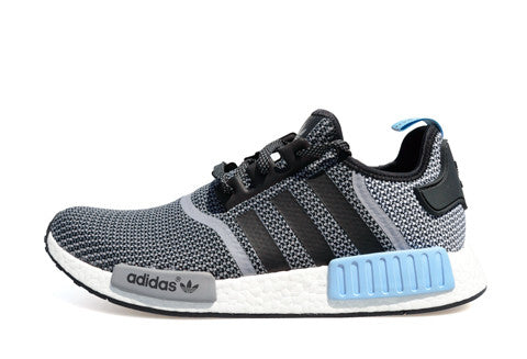 c35064c8c2a56a Adidas NMD R1 Grey Blue – The Collection Miami