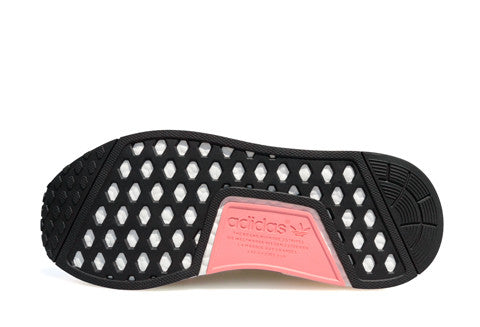 ce2fb44c5 Adidas NMD Runner R1W Black Peach – The Collection Miami