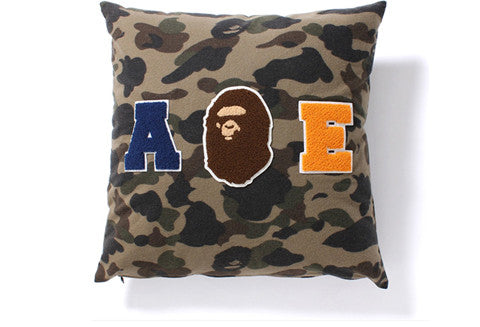 Bape 1st Camo Flannel Cushion