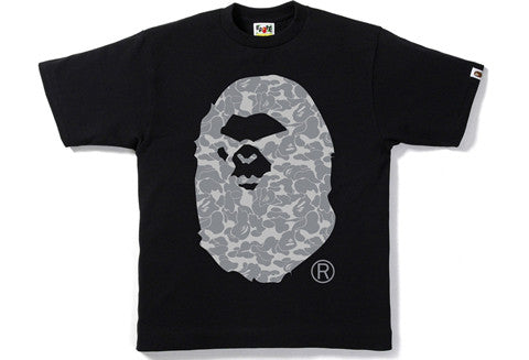Bape ABC Mad Big Ape Head Tee