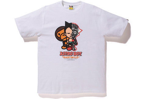 Bape Milo X Astro Boy Mechanic Tee