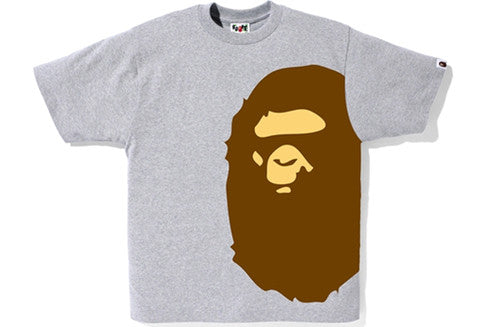 Bape Side Big Ape Head Tee