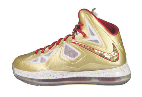 Nike LeBron 10 Ring Ceremony