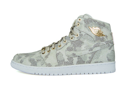 Air Jordan 1 Pinnacle Camo Sample