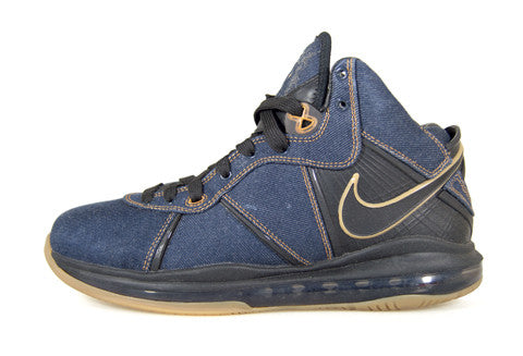 Nike LeBron 8 Denim Sample