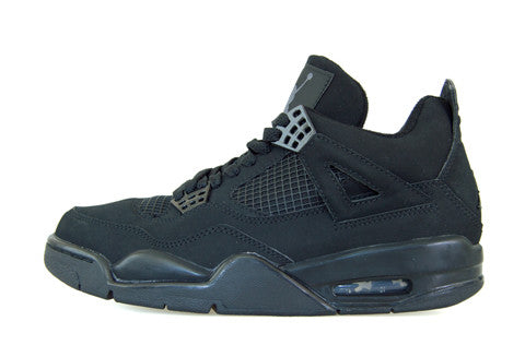 new style 578c4 82765 Air Jordan 4 Black Cat – The Collection Miami