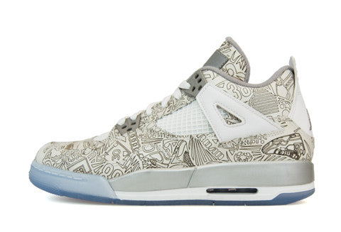 Air Jordan 4 GS Laser 30th Anniversary