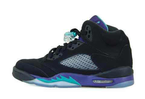 Air Jordan 5 GS Black Grape