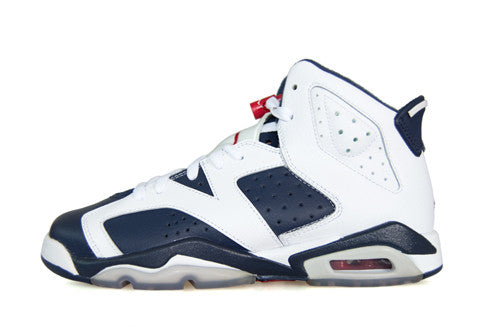 Air Jordan 6 GS Olympic