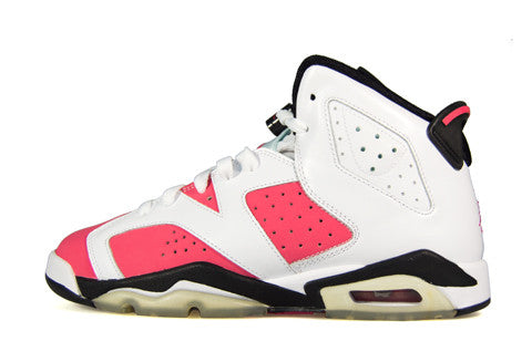Air Jordan 6 GS Coral Rose