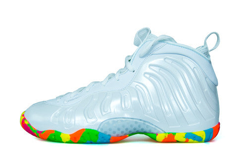 f4699a4c054 Nike Foamposite One GS Fruity Pebbles – The Collection Miami