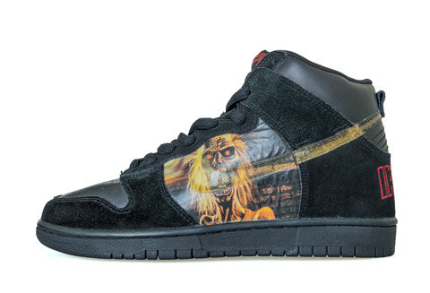 huge selection of b9ea4 954a7 Nike Dunk High Pro SB Iron Maiden – The Collection Miami