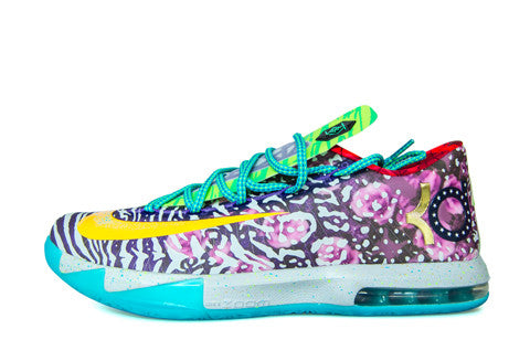 Nike KD 6 What The