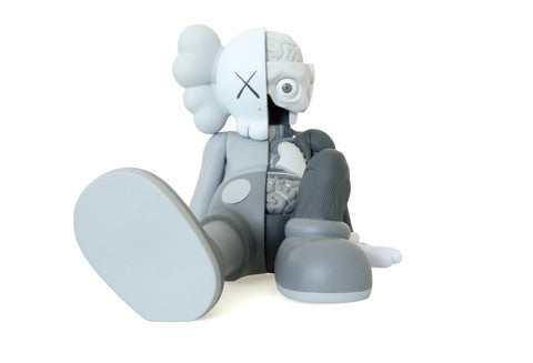 Kaws Resting Place Companion Dissected Gray