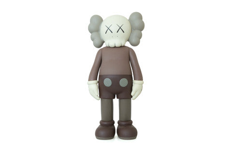 Kaws 5YL Companion Brown