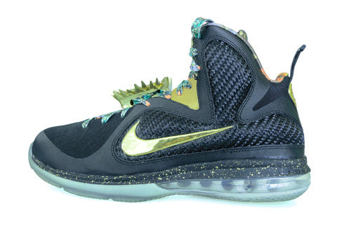 premium selection c874e cc7c5 Nike LeBron 9 WTT with Lacelock – The Collection Miami