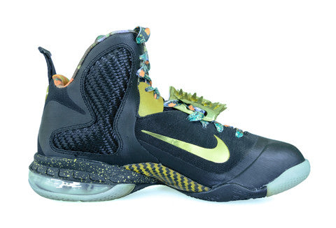 9b72a5925e7 Nike LeBron 9 WTT with Lacelock – The Collection Miami