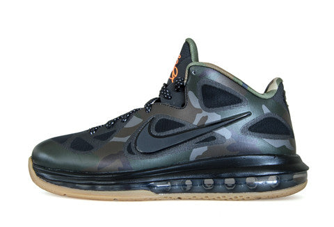 15df2033e50d Nike LeBron 9 Low War Vet SAMPLE – The Collection Miami