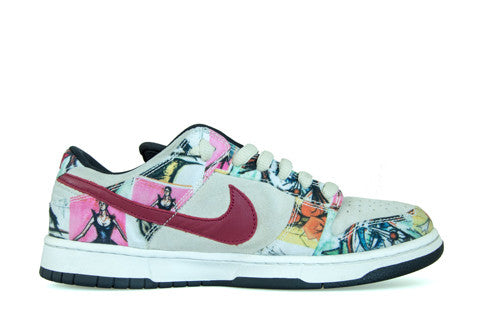 7e8b28644c43 Nike Dunk Low Pro SB Paris – The Collection Miami