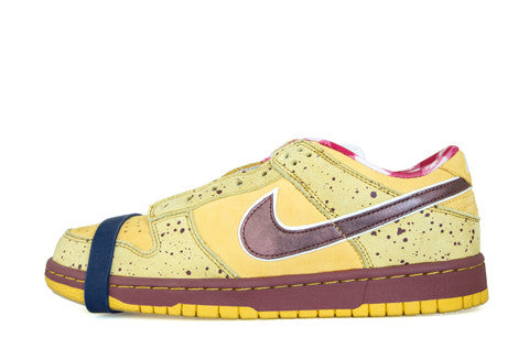 Nike Dunk Low Pro SB Yellow Lobster