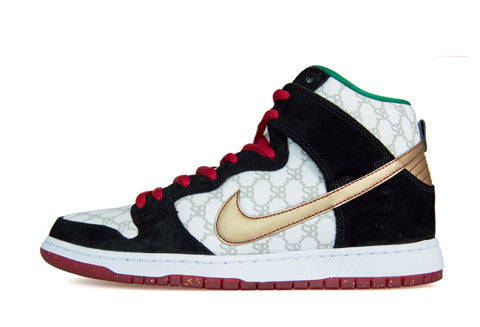 Nike Dunk High SB x Black Sheep Paid In Full