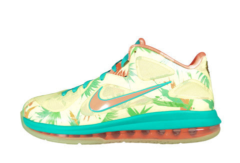 b361475ba66f Nike LeBron 9 Low Palmer – The Collection Miami