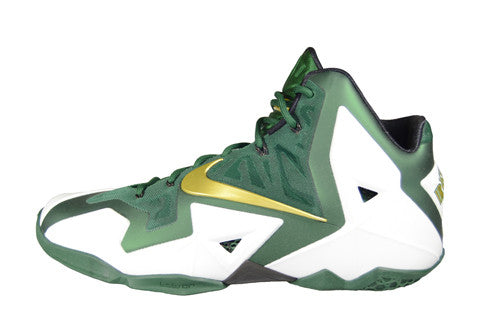 new arrival 6df42 82723 Nike LeBron 11 SVSM Home PE – The Collection Miami