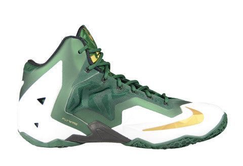 d31368595e8d4 Nike LeBron 11 SVSM Home PE – The Collection Miami