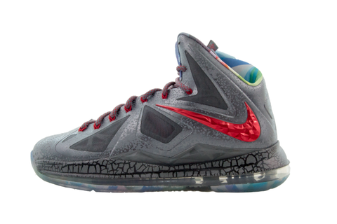 Nike LeBron 10 Area 72 Chrome PE